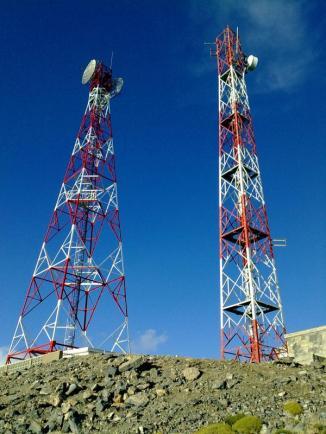 antenas sierra de gador