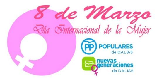 mujeres pp dalias